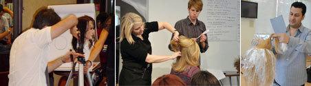 Advanced Education at Patrick Taleb Salon and Spa