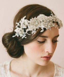 Elaborate Hair Pieces & Headband