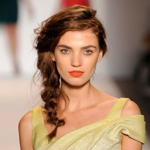 2013 Spring Hair Trends - Braids and Twists
